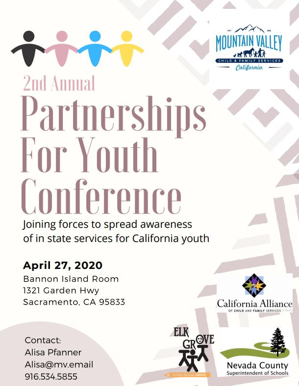 MVCFS Conference Flyer